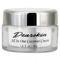 All In One Coconut Cream - Dearskin 50g